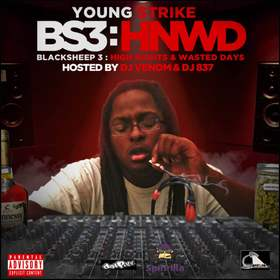 BS3: HNWD Young Strike front cover
