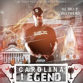 Carolina Legend Billy Busthead front cover