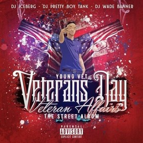 Veterans Day (Veteran Affairs) Young Vet front cover