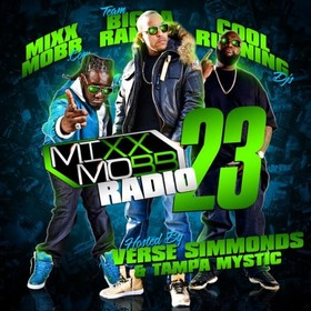 Mixx Mobb Radio 23 Tampa Mystic front cover