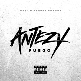 Fuego Antezy front cover