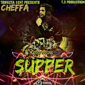 The First Supper Cheffa front cover