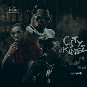City Kingz QsoWavy front cover