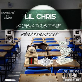 Conscious Trap Lil Chris front cover