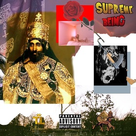 Supreme Being EP The Sphinx front cover