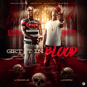 Get It In Blood Ewol Samo front cover