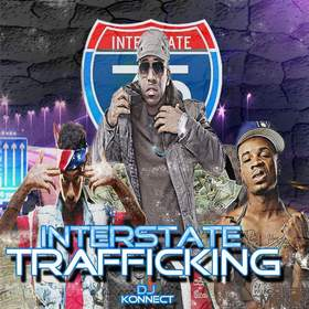 Interstate Trafficking DJ Konnect  front cover