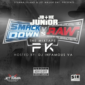 Smackdown vs Raw JD The Junior front cover