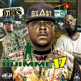 Buimme 17 Presented by Shyheim & DJDES DJ DES front cover
