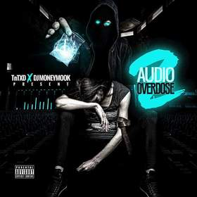 Audio Overdose 2 Various Artists front cover