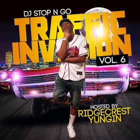 Traffic Invasion Vol.6 RidgeCrest Yungin front cover
