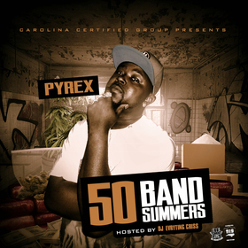 50 Bands Summers Pyrex front cover