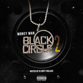 Black Circle 2 Money Man front cover