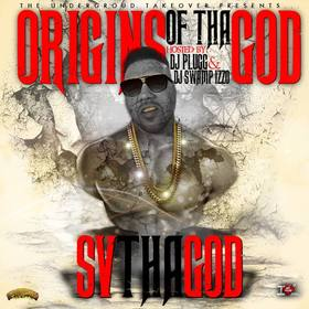 Origins Of The God Sv Tha God front cover