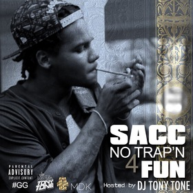 No Trap'N 4 Fun SACC front cover