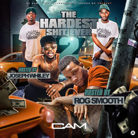 Hardest Shit Ever Vol. 2 DJ Cam front cover