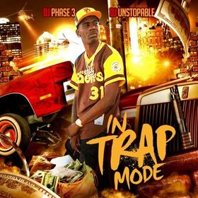 In Trap Mode DJ Phase 3 front cover
