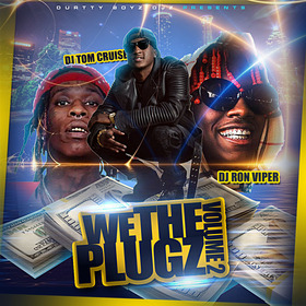 We The Plugz 2 DJ Tom Cruise front cover