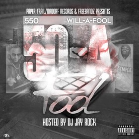 50 A Fool 550 front cover