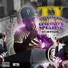 Generally Ty The General front cover