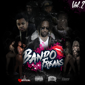 Bando Freak Vol. 2 DJ Official front cover