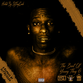 The Best Of Young Thug 6 Dj Trey Cash front cover