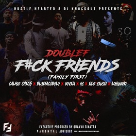 Fuck Friends DoubleF front cover