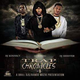 Trap Chronicles 4 Various Artists front cover