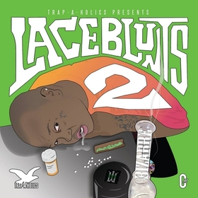 Lace Blunts Pt 2 Bizarre front cover