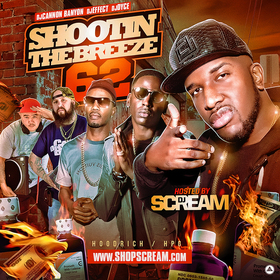 Shootin' The Breeze 62 DJ Cannon Banyon front cover