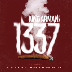 1337 King Armani 1337 front cover