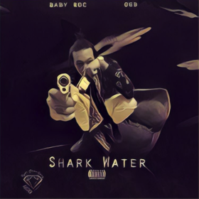 Shark Water Official Baby Roc front cover