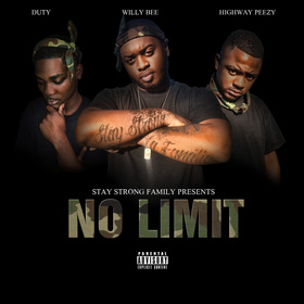 No Limit Stay Strong Family front cover