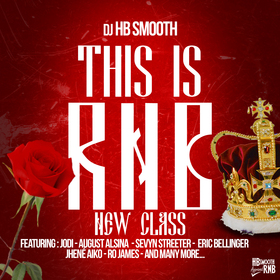 This Is RNB DJ HB Smooth front cover