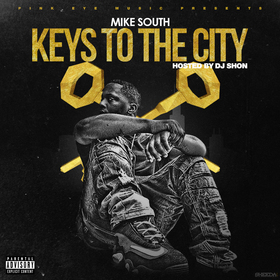 Keys To The City Real Mike South front cover