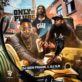 Only For The Plugs 6 DJ Ben Frank front cover
