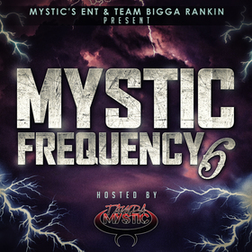 Mystic Frequency 6 Tampa Mystic front cover
