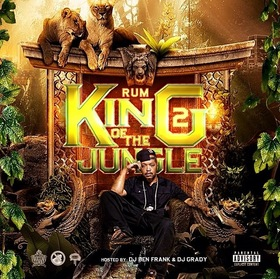 King of The Jungle 2 Rum front cover