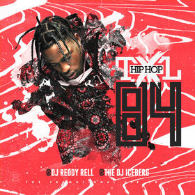 Hip Hop TXL Vol. 84 DJ Reddy Rell front cover