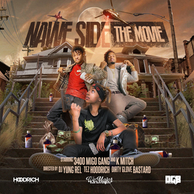 Nawf Side: The Movie 3400 Migo Gang front cover