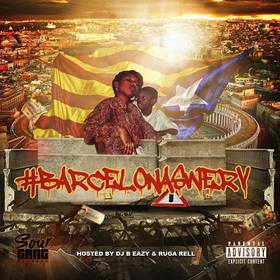 Swerv - #BarcelonaSwerv DJ B Eazy front cover