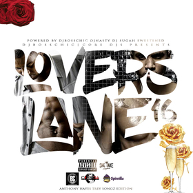 Lovers Lane 16 DJ Boss Chic front cover