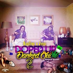 Bigg Tyme & Joose- Doped Up Danked Out Vol. 2 Bigg Tyme front cover
