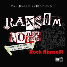 Ransom Note Roc Ransom  front cover