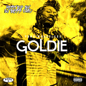 Goldie Yung'N Restless front cover