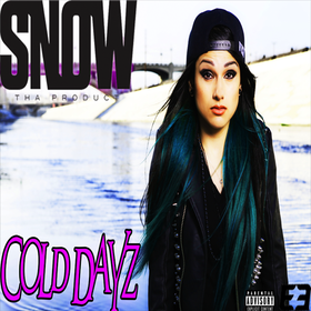 Snow Tha Product - Cold Dayz DJ Tally Ragg front cover