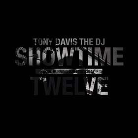 Showtime 12 Tony Davis The DJ front cover