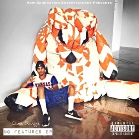 No Features EP Chris Savage front cover