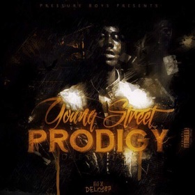"""Dale Boy Darryl """"Young Street Prodigy"""" MellDopeAF front cover"""