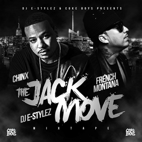The Jack Move Chinx front cover